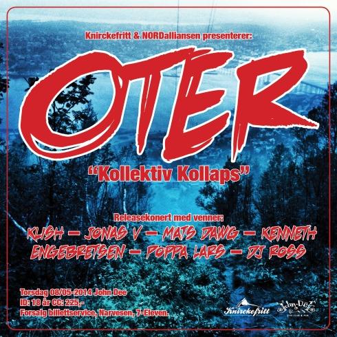 Oter Releasekonsert
